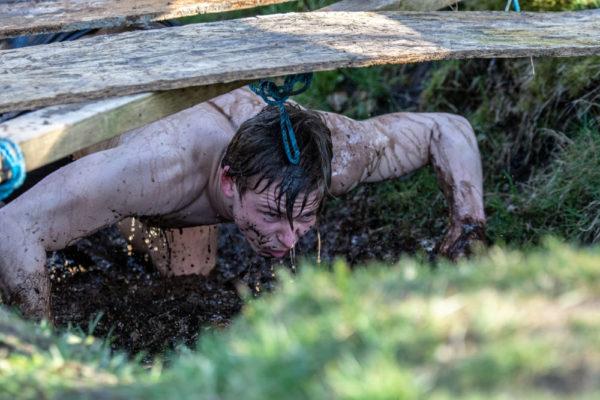 Mudder og muskler - Spartan race - Nordjyllands Idrætshøjskole