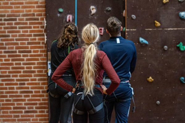Sportsklatring - Nordjyllands Idrætshøjskole