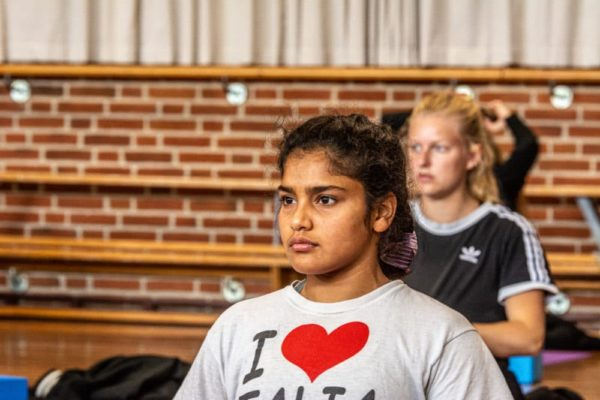 Bodyflow - Nordjyllands Idrætshøjskole