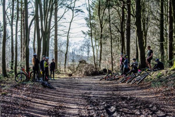 Mountainbike - Nordjyllands Idrætshøjskole