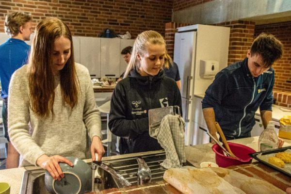 Kost og forbrænding Nordjyllands Idrætshøjskole