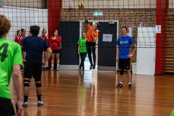 Volley ball - Nordjyllands Idrætshøjskole