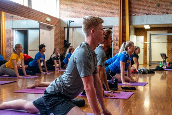 Yoga Nordjyllands Idrætshøjskole