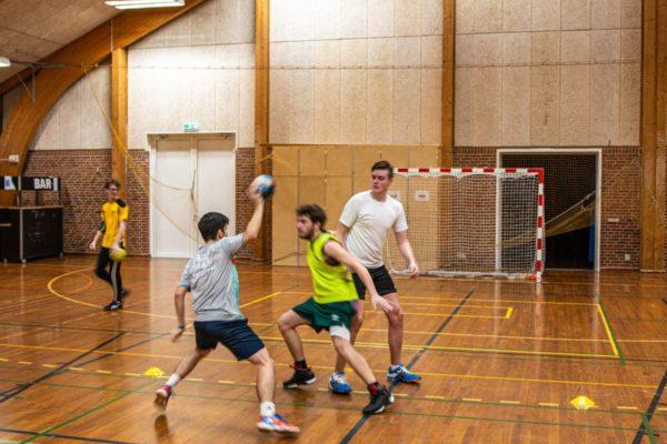 Håndbold Nordjyllands Idrætshøjskole