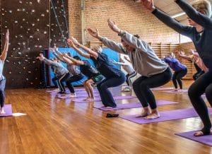 Yoga undervisning - Nordjyllands Idrætshøjskole