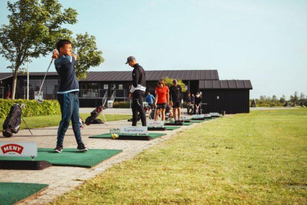 Golf - Nordjyllands Idrætshøjskole