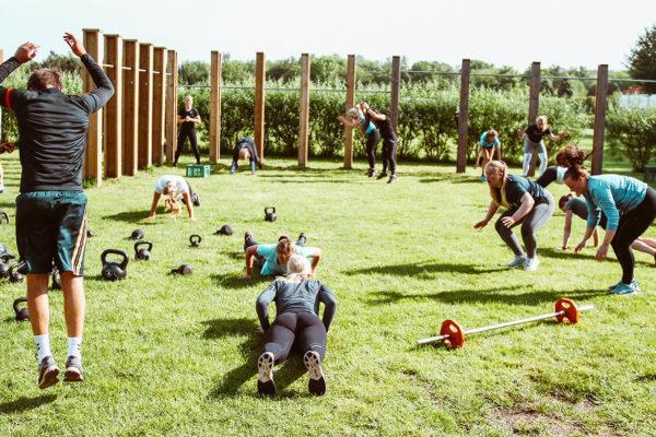 Cross training - Nordjyllands Idrætshøjskole
