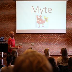 Foredrag - Nordjyllands Idrætshøjskole