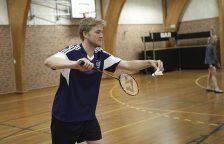 Badminton - Nordjyllands Idrætshøjskole