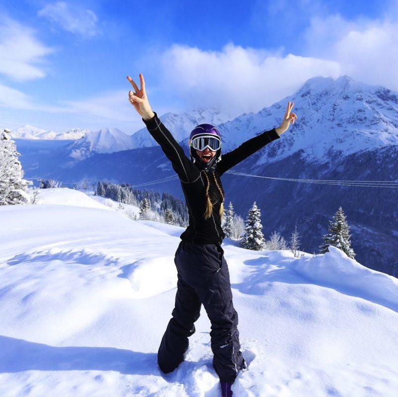Ski-/snowboardinstruktør