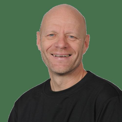 Højskolelærer Jens Mortensen
