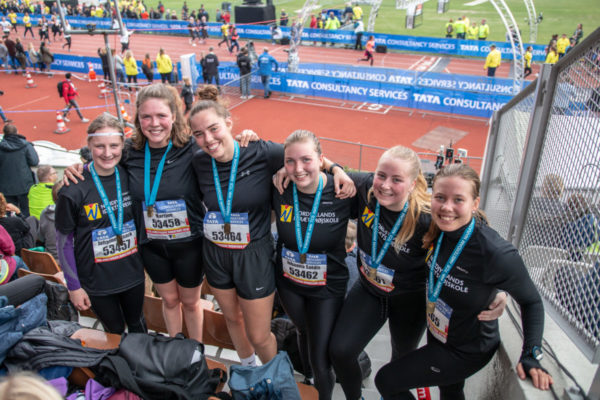 Amsterdam Marathon - Nordjyllands Idrætshøjskole