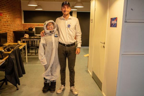 venneweekend rumrejse - Nordjyllands Idrætshøjskole