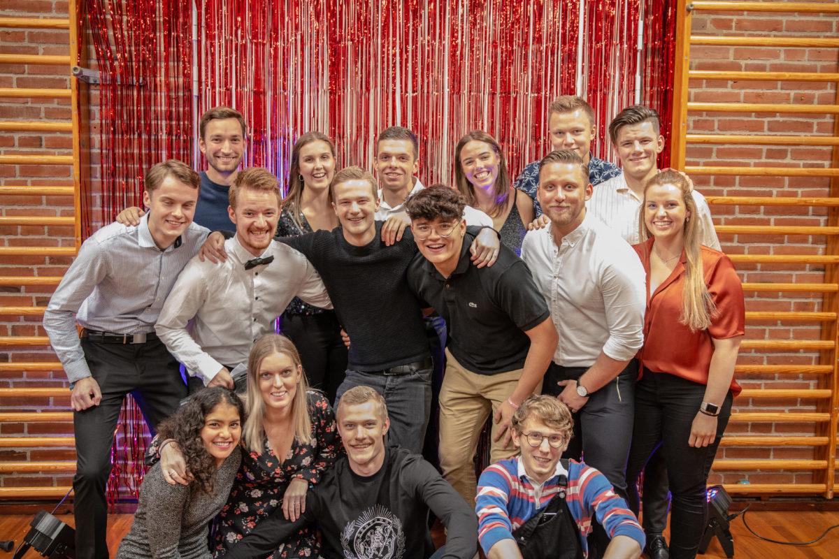 Venneweekend Teambuilder gruppen - Nordjyllands Idrætshøjskole