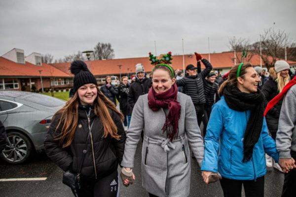 Højskoleelever - Nordjyllands Idrætshøjskole