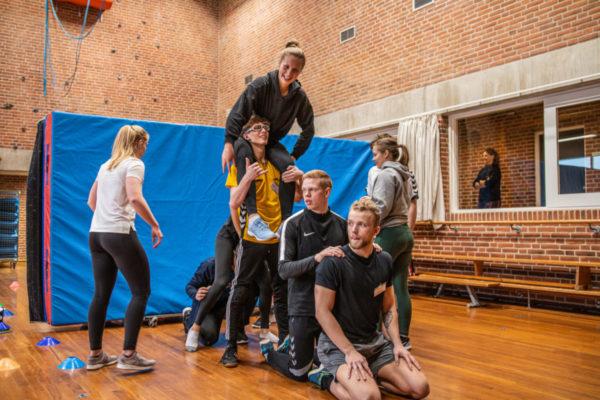Introuge - Nordjyllands Idrætshøjskole
