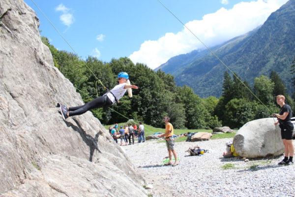 Adventurerejse til Chamonix i Frankrig - Nordjyllands Idrætshøjskole