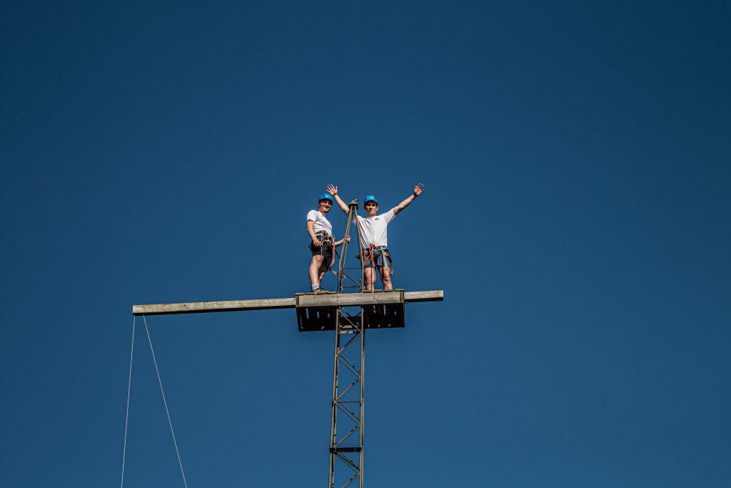 klatring nordjyllands idrætshøjskole