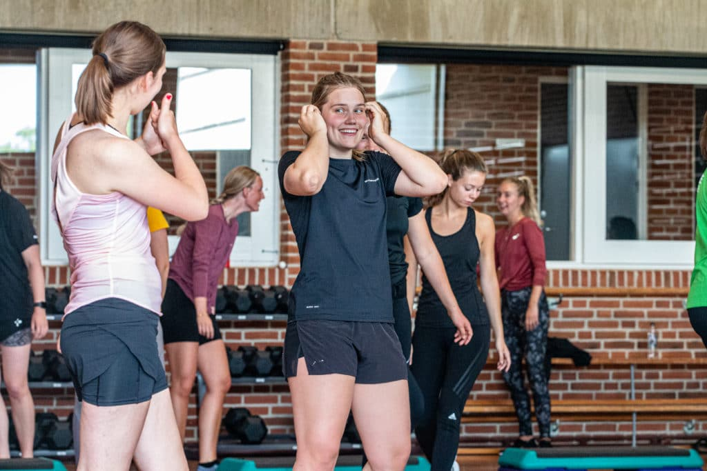 step nordjyllands idrætshøjskole