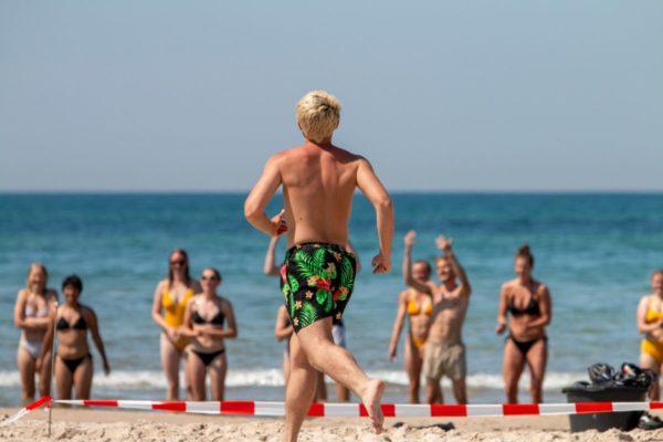 Beach sport - Nordjyllands Idrætshøjskole